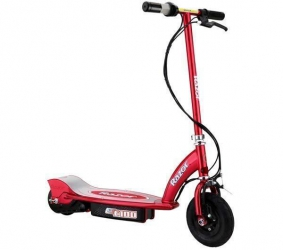 Razor E100 Electric scooter rouge
