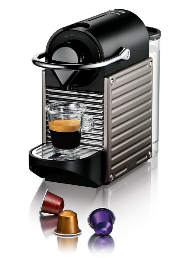 Peeneuts krupsyy1201fd nespresso krups pixie yy1201fd - Cafetiere a capsule nespresso ...